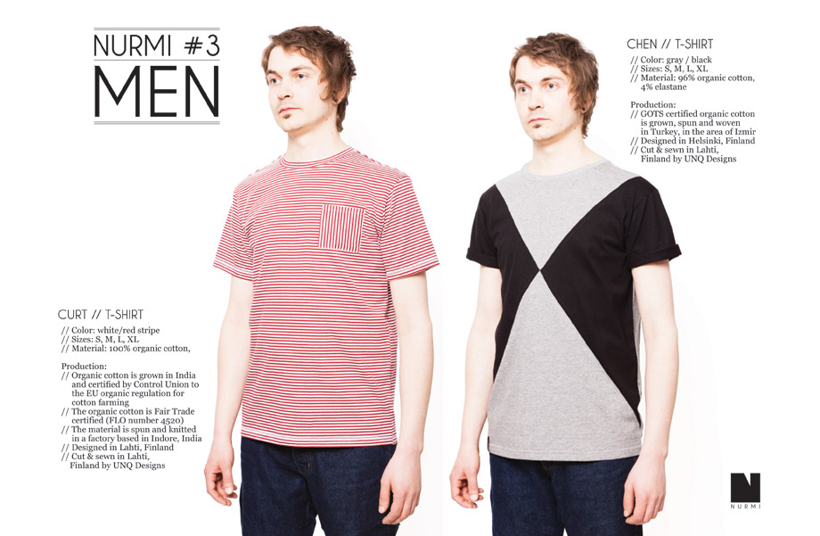Nurmi Lookbook