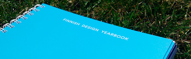 Nurmi in Finnish Design Yearbook 2014-15
