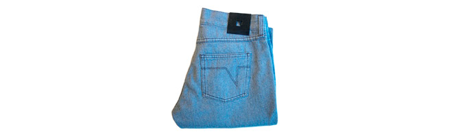 Nurmi RE-JEANS made out of 100% recycled cotton