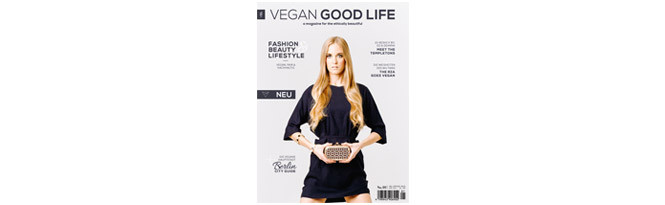 Nurmi @ Vegan Good Life Magazine