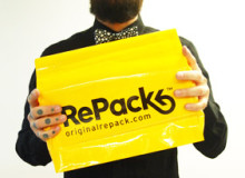 Reusable packaging RePack now at Nurmi web store
