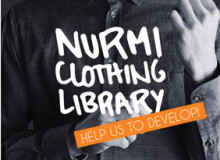 Help us to develop the Nurmi Clothing Library