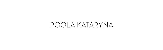 Poola Kataryna now available at Nurmi Store